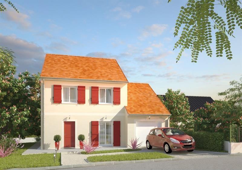 """Modèle de maison  """"Grand Nacre 3.105 GI"""" à partir de 4 pièces Val-de-Marne par A&A CONSEIL"""