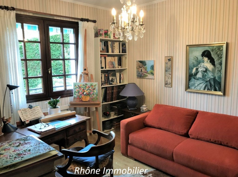 Vente maison / villa Saint chef 330000€ - Photo 8