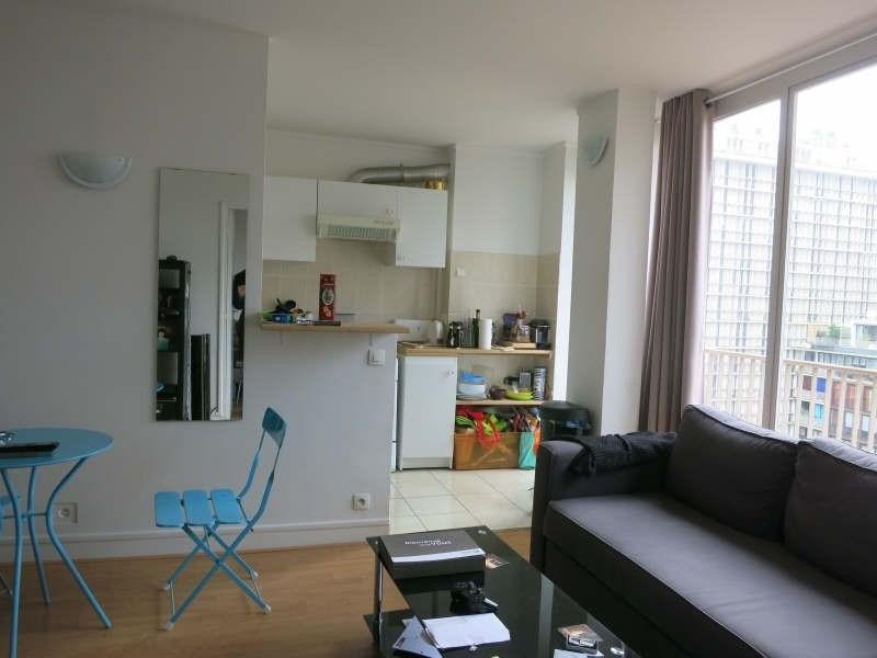 Location appartement Boulogne billancourt 1050€ CC - Photo 2