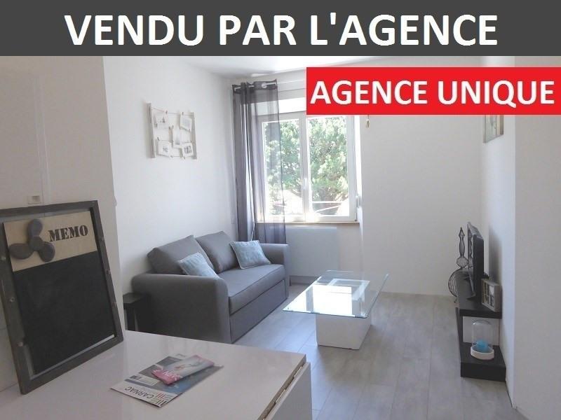 Sale apartment Carnac 119500€ - Picture 1
