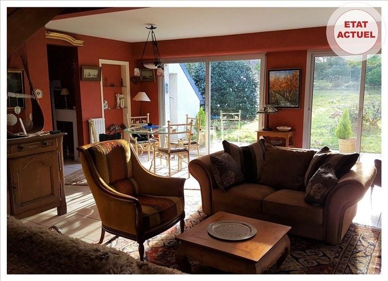 Revenda casa Clohars fouesnant 299000€ - Fotografia 5
