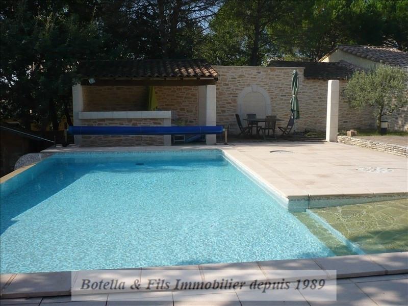 Sale house / villa Goudargues 419000€ - Picture 9