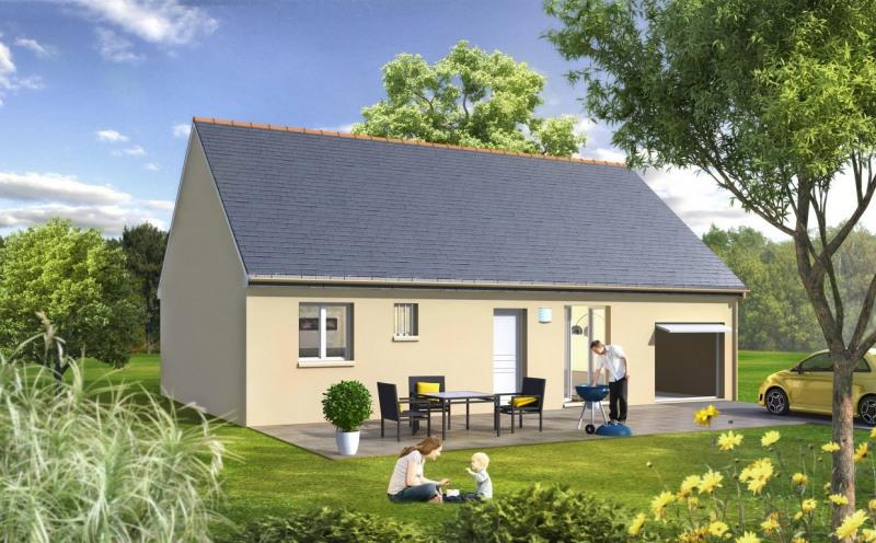 Maison  5 pièces + Terrain 350 m² Baulon par MAISONS LE MASSON RENNES