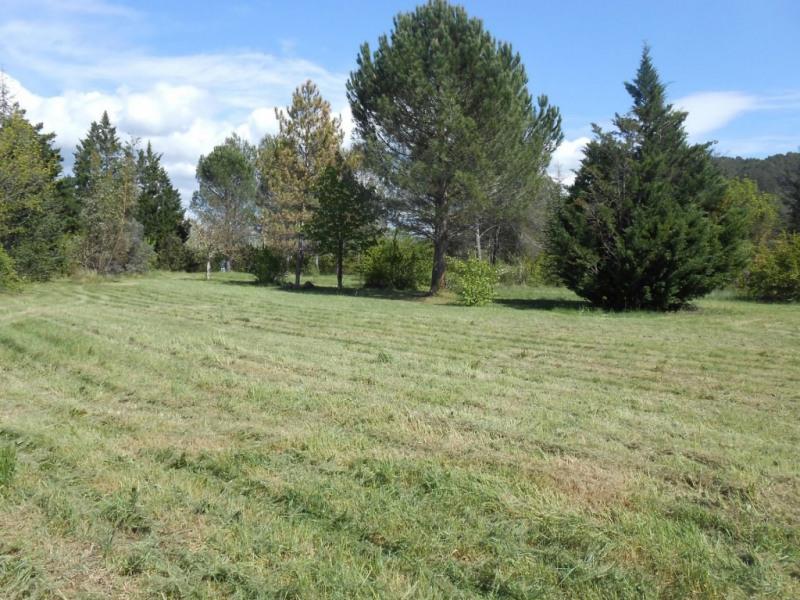 Vente terrain Salernes 95000€ - Photo 1