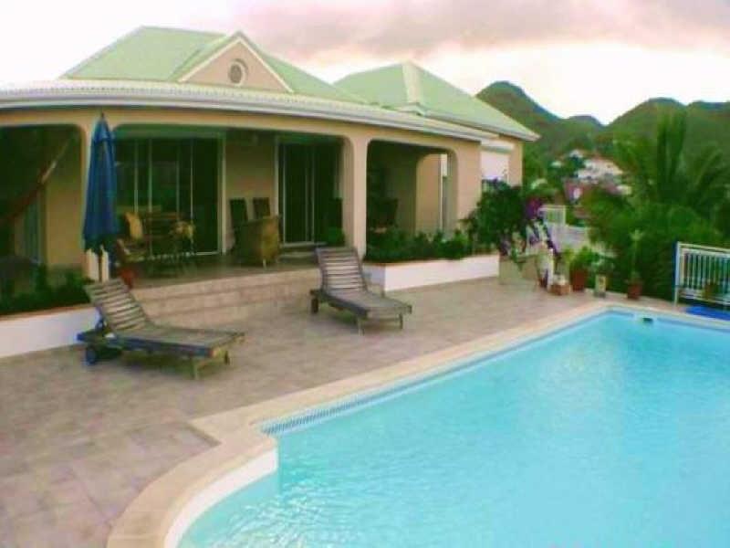 Deluxe sale house / villa St martin 1200000€ - Picture 2