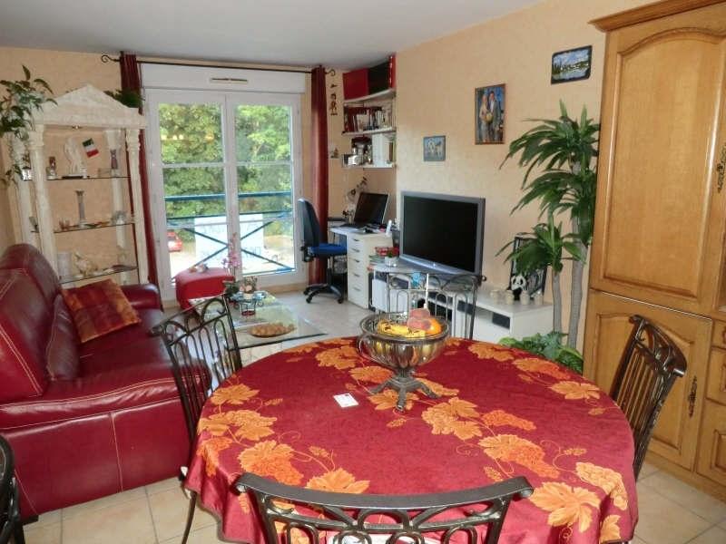 Sale apartment La chapelle en serval 159000€ - Picture 2