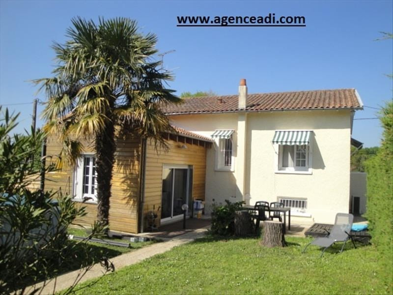 Vente maison / villa Cherveux 142 000€ - Photo 1