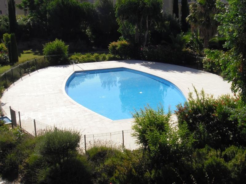 Location vacances appartement Cavalaire sur mer 500€ - Photo 1