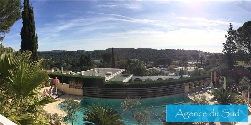Vente de prestige maison / villa Carnoux en provence 730000€ - Photo 2