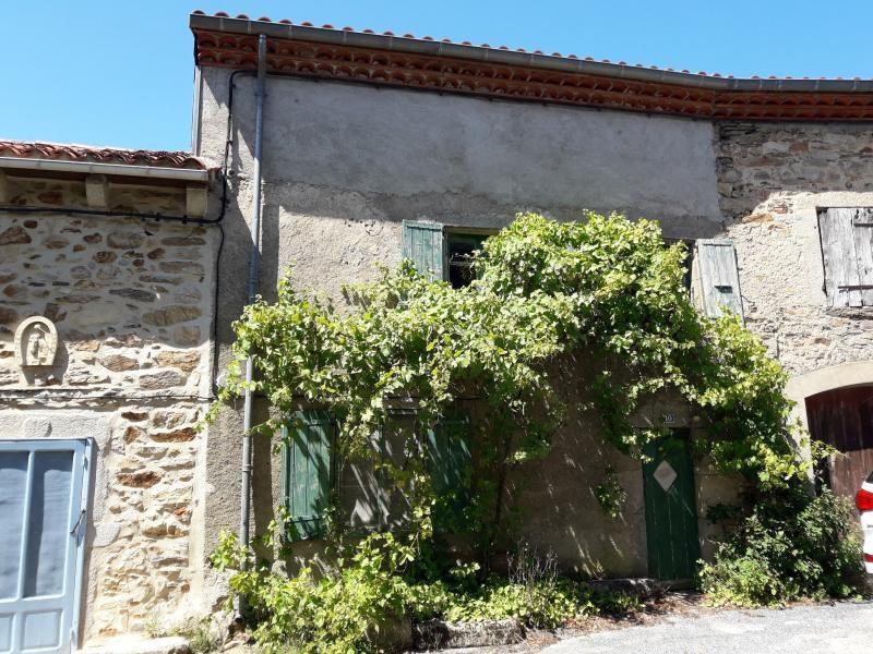 Vente maison / villa Rouairoux 55000€ - Photo 1