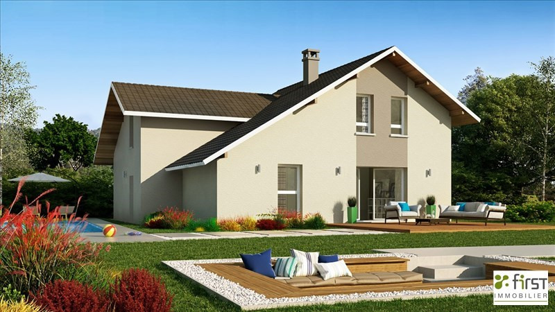 Sale apartment Alby sur cheran 341 930€ - Picture 2