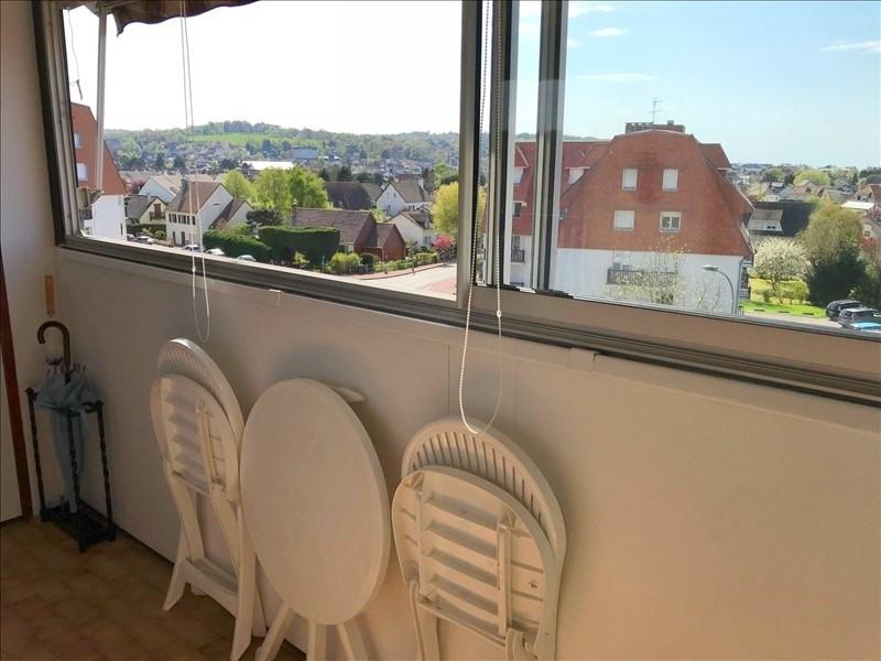 Revenda apartamento Villers sur mer 81000€ - Fotografia 2