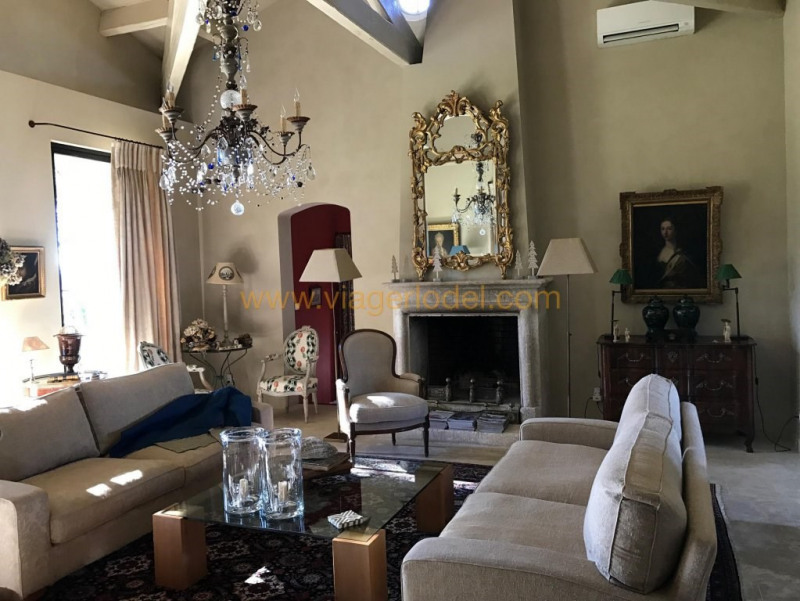 Viager maison / villa Fabrègues 950 000€ - Photo 8