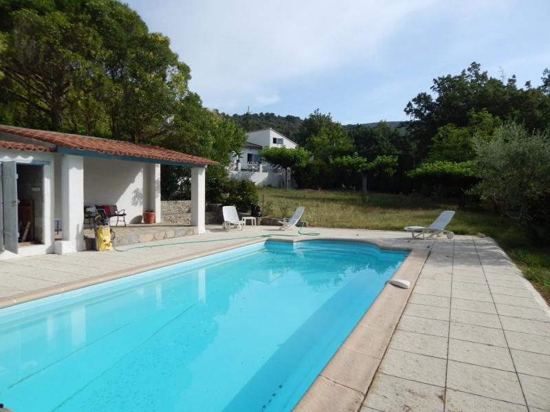 Sale house / villa Ampus 398000€ - Picture 1