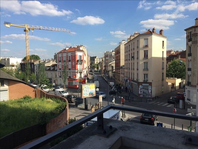 Rental apartment St denis 1100€ CC - Picture 1