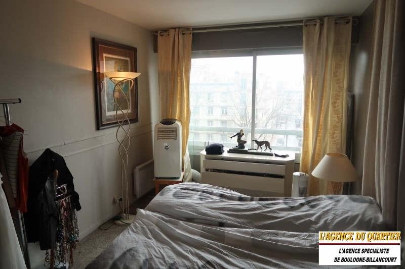 Locação apartamento Boulogne billancourt 1600€ CC - Fotografia 3