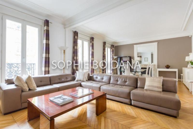 Vente de prestige appartement Paris 17ème 1795000€ - Photo 6