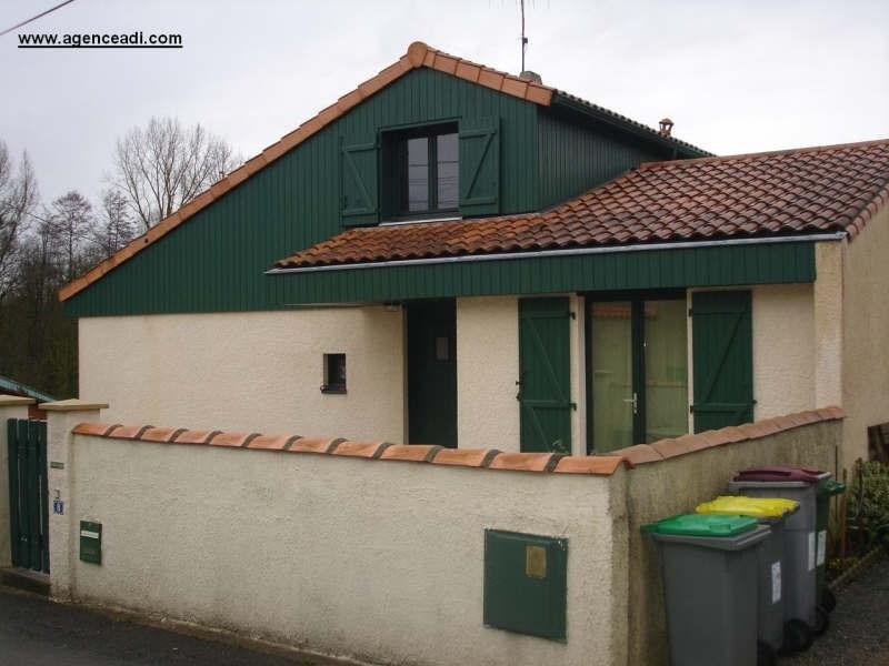Vente maison / villa Niort 187200€ - Photo 1