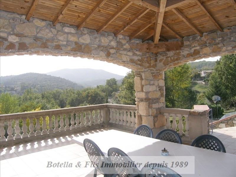 Deluxe sale house / villa Les vans 630000€ - Picture 14