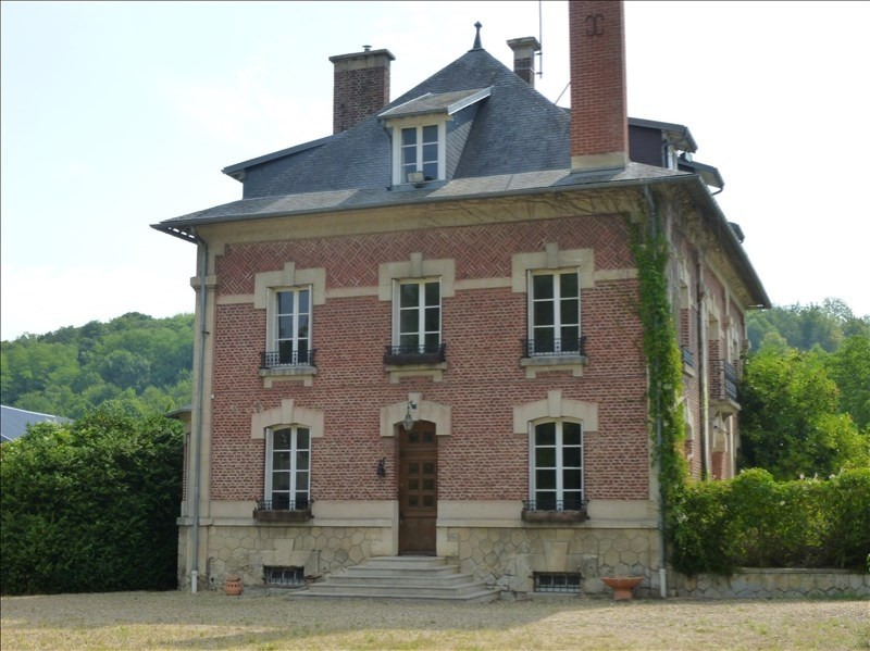 Deluxe sale house / villa Soissons 460400€ - Picture 1