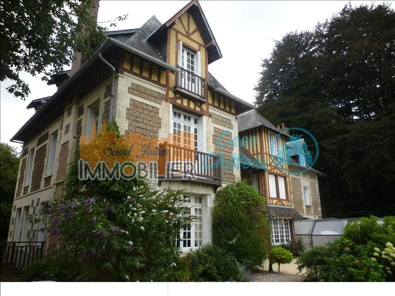 Verkauf von luxusobjekt haus Deauville 735000€ - Fotografie 1