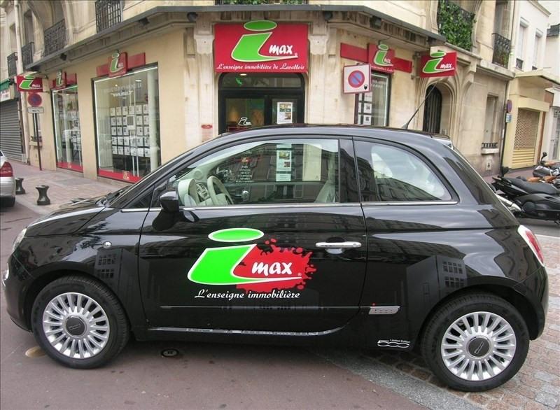 Rental parking spaces Courbevoie 85€ CC - Picture 1