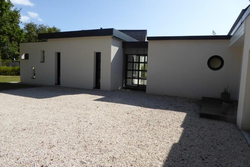 Sale house / villa Ploemel 477940€ - Picture 2