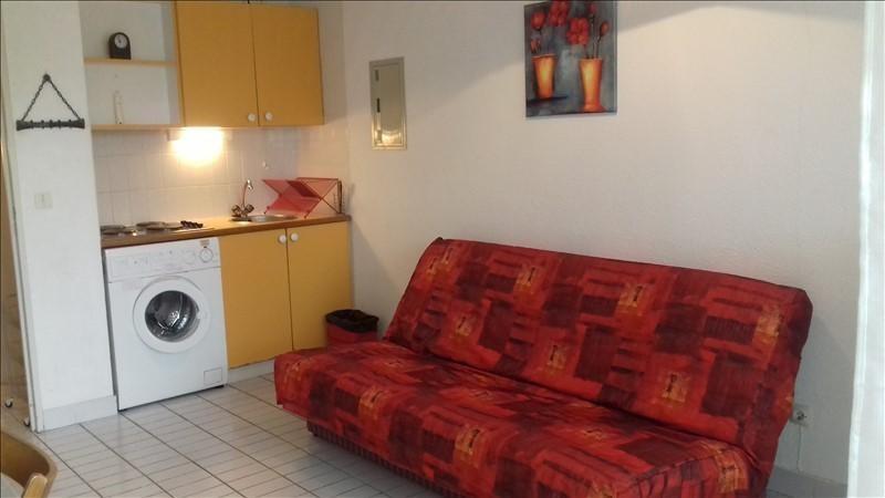 Vente appartement La grande motte 111300€ - Photo 1