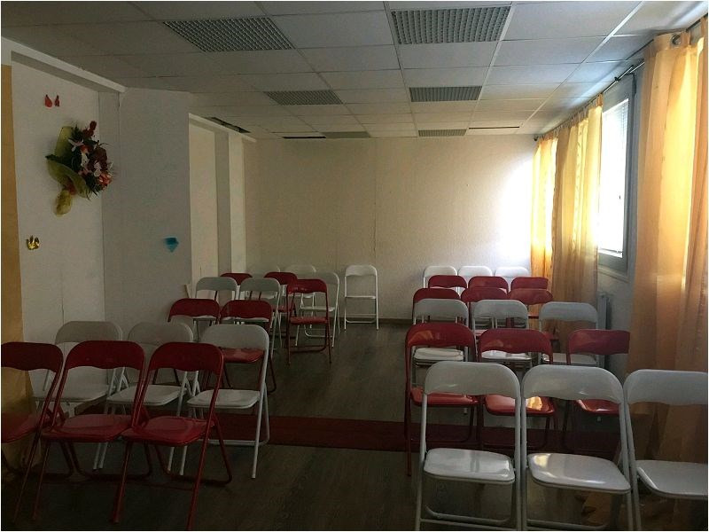 Sale office Ris orangis 130000€ - Picture 2