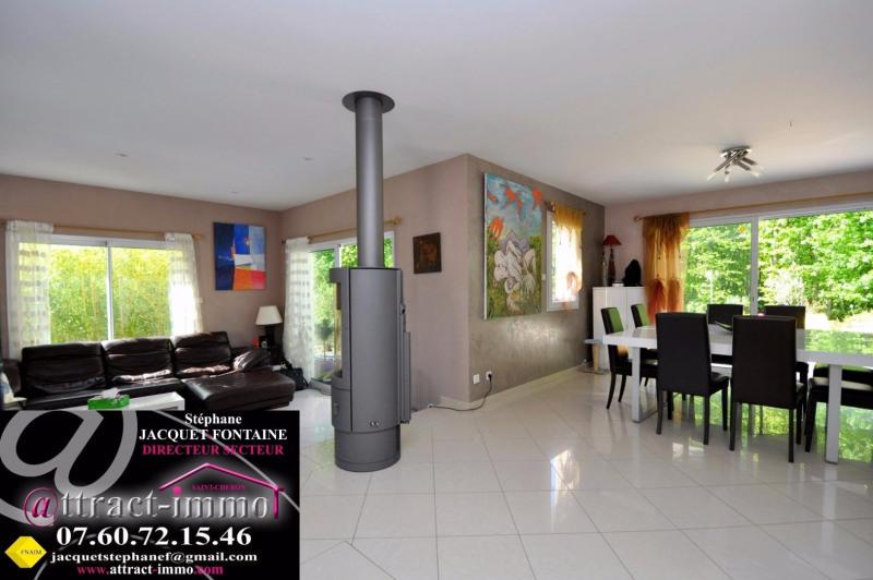 Vente maison / villa St maurice montcouronne 620000€ - Photo 8