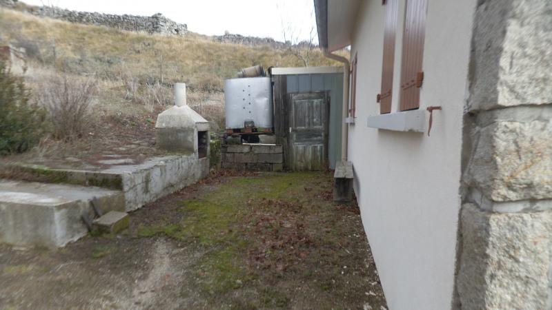 Vente maison / villa Le monastier sur gazeille 157000€ - Photo 9