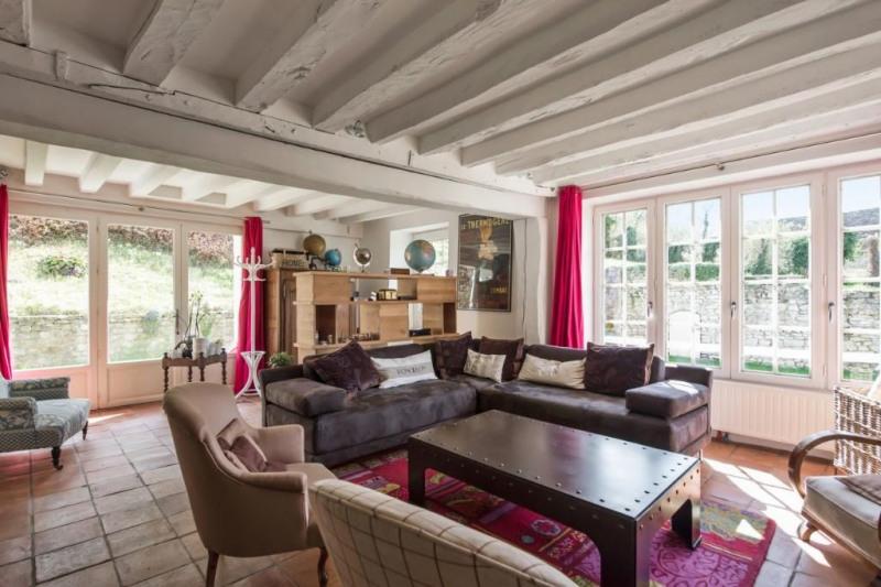 Deluxe sale house / villa Goussonville 699000€ - Picture 2