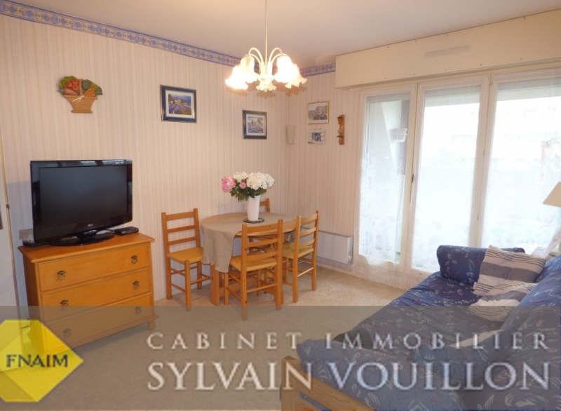 Revenda apartamento Villers sur mer 75000€ - Fotografia 2