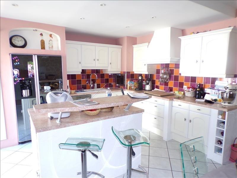 Sale house / villa Quincy voisins 291500€ - Picture 3