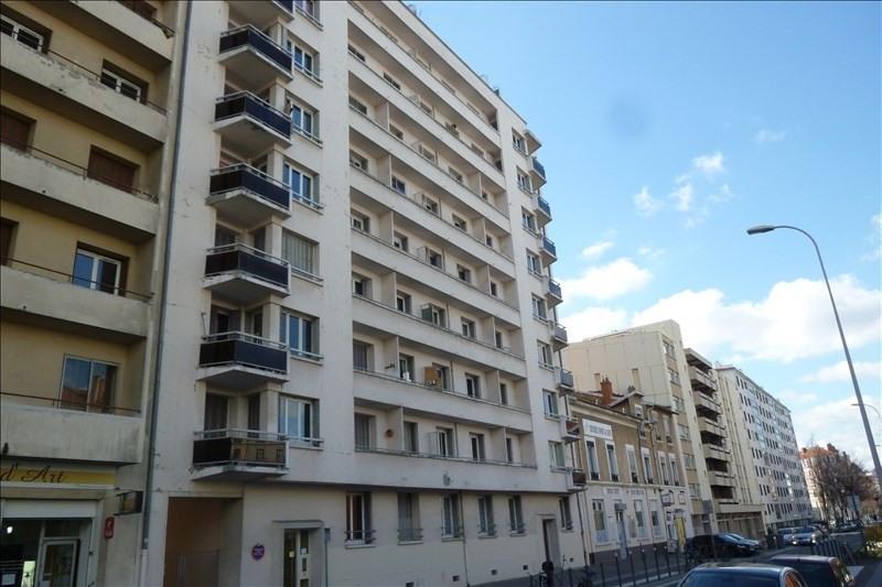 Vente appartement Lyon 7ème 275000€ - Photo 3