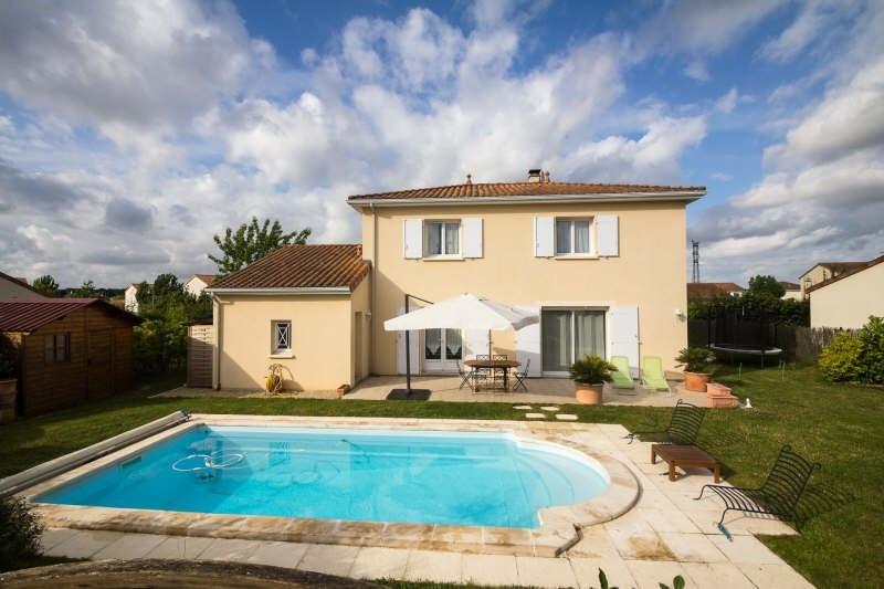 Vente maison / villa Poitiers 294000€ -  1
