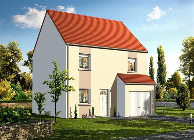 Maison  5 pièces + Terrain 157 m² Chambry (77910) par maisons.com