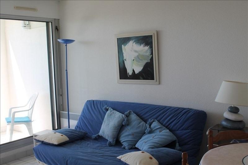 Vente appartement La grande motte 275000€ - Photo 2