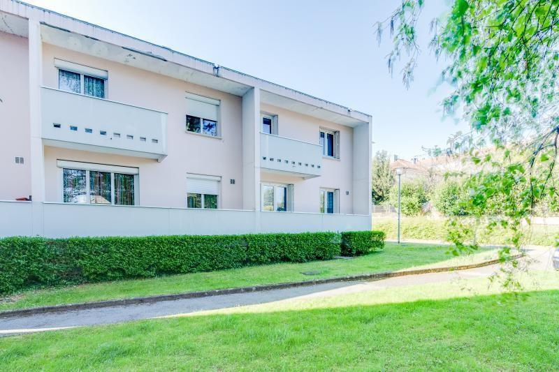 Vente appartement Besancon 152000€ - Photo 1