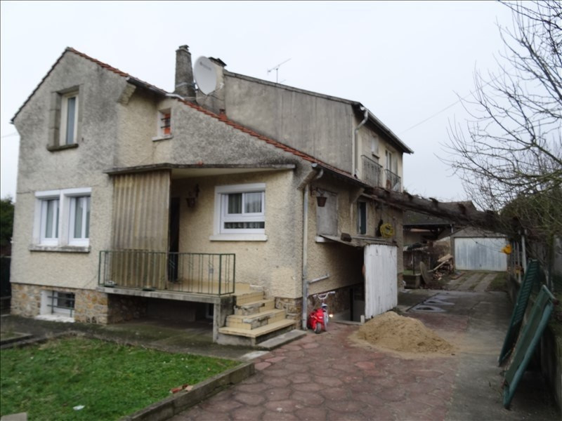 (detached) house 8 rooms