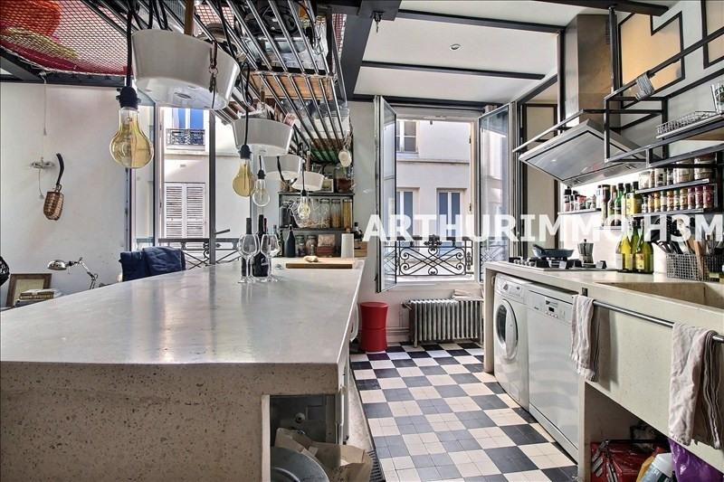 Vente appartement Paris 11ème 845000€ - Photo 2