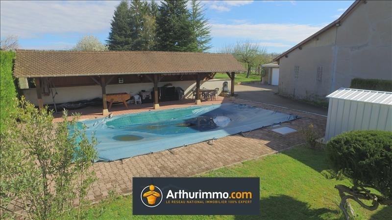 Vente maison / villa Vezeronce curtin 290000€ - Photo 10
