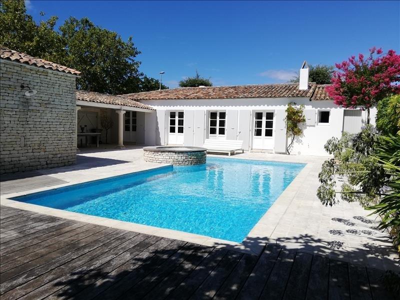 Deluxe sale house / villa Saint martin de re 697000€ - Picture 1