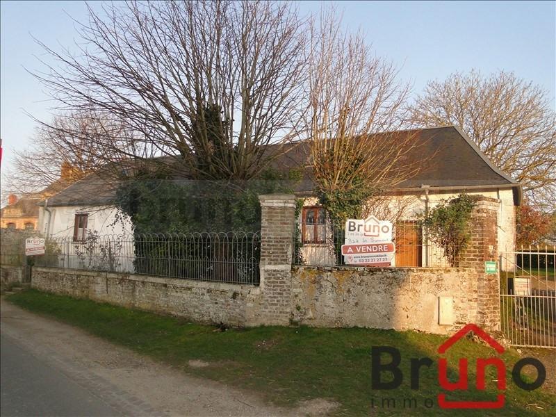 Verkoop  huis Ponthoile 148000€ - Foto 1