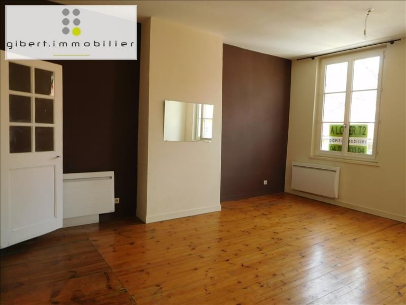 Location appartement Le puy en velay 466,79€ CC - Photo 1