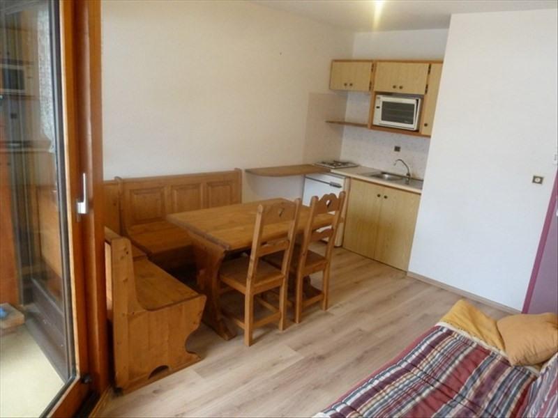 Verkoop  appartement Morzine 110000€ - Foto 1