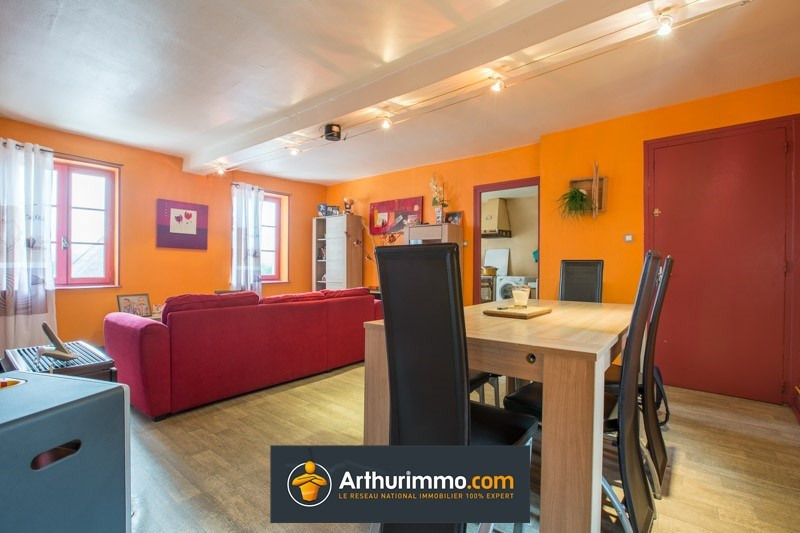 Sale house / villa Morestel 150000€ - Picture 2