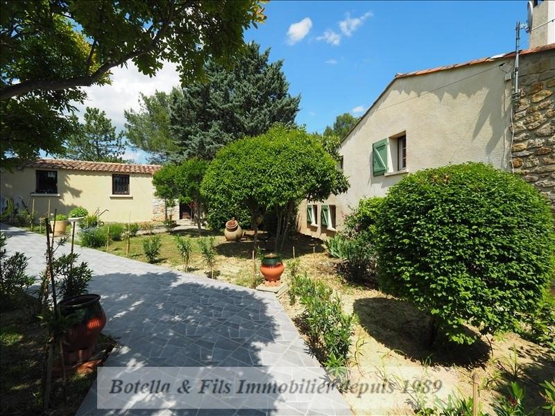 Sale house / villa Barjac 473700€ - Picture 13