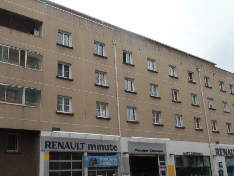Sale apartment Grenoble 52000€ - Picture 2
