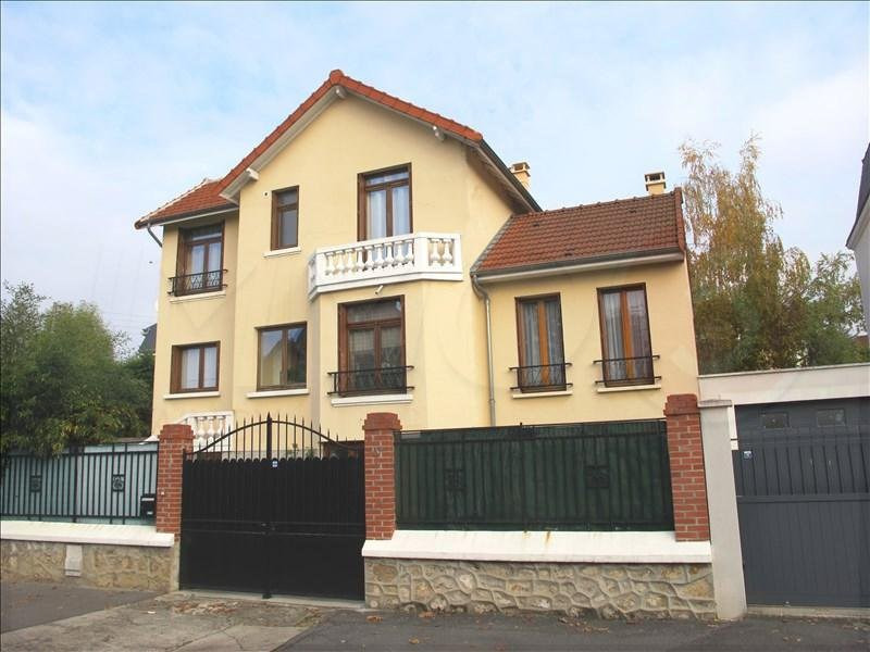 Vente maison / villa Le raincy 424999€ - Photo 1